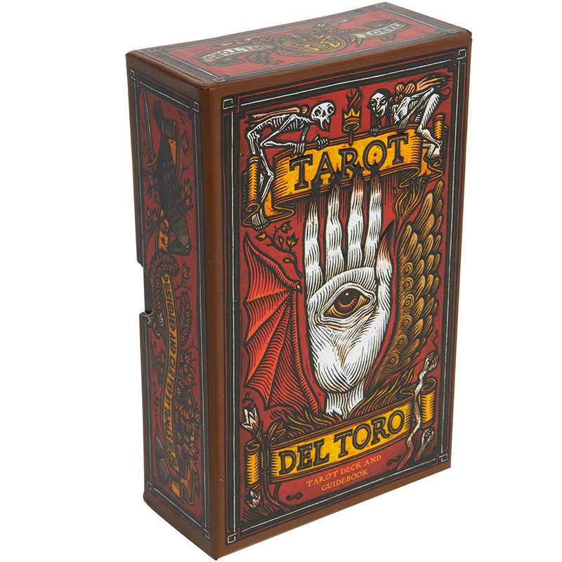 Tarot del Toro 9