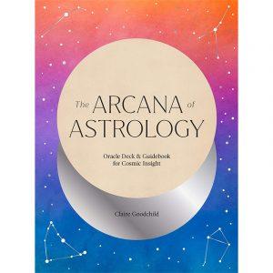 Arcana of Astrology Oracle 8