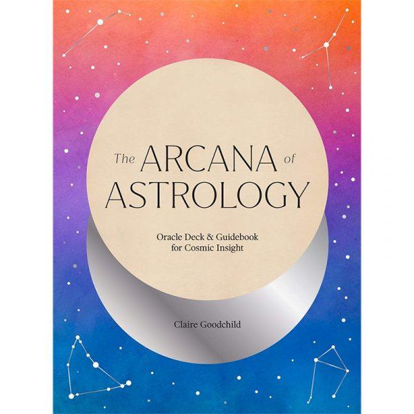 Arcana of Astrology Oracle 1
