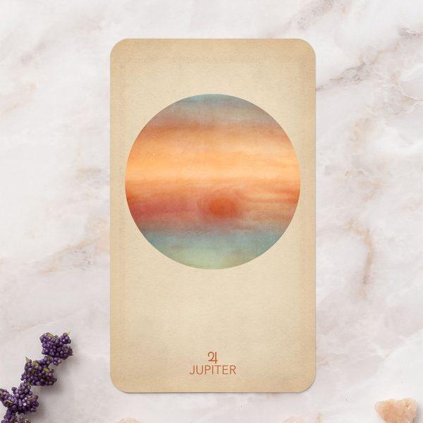 Arcana of Astrology Oracle 4