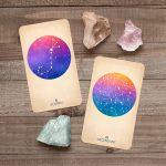 Arcana of Astrology Oracle 6