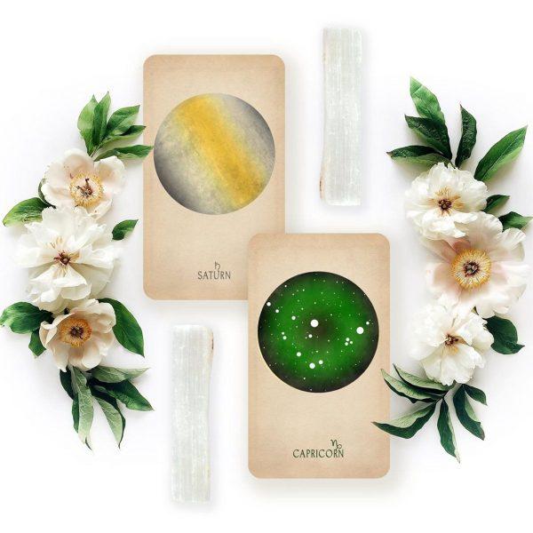 Arcana of Astrology Oracle 7