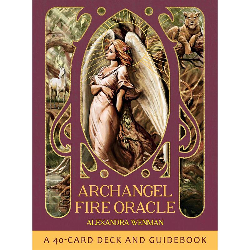 Archangel Fire Oracle 26