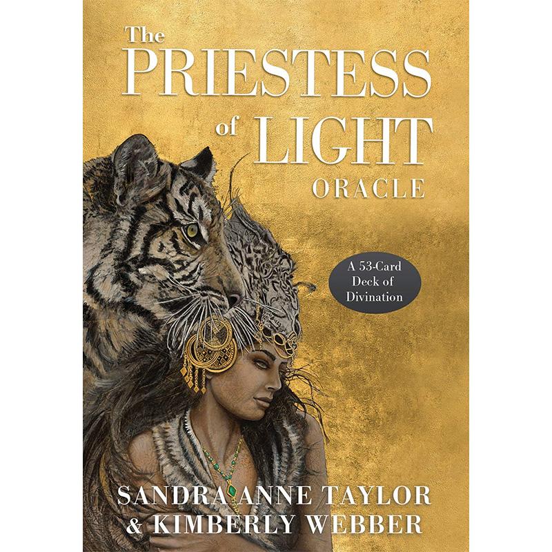 Priestess of Light Oracle 37