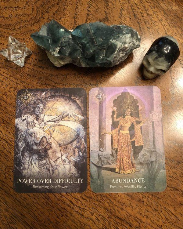 Priestess of Light Oracle 6