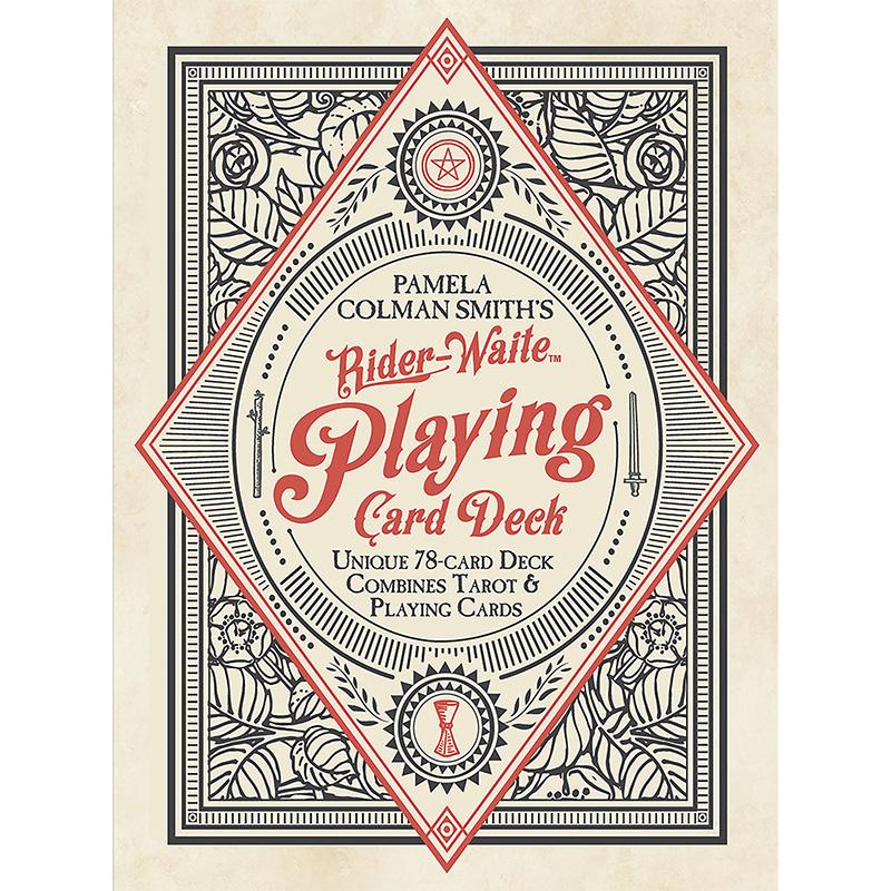 Rider Waite Playing Card Deck 17