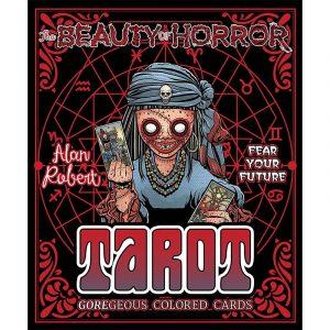Beauty of Horror Tarot 4
