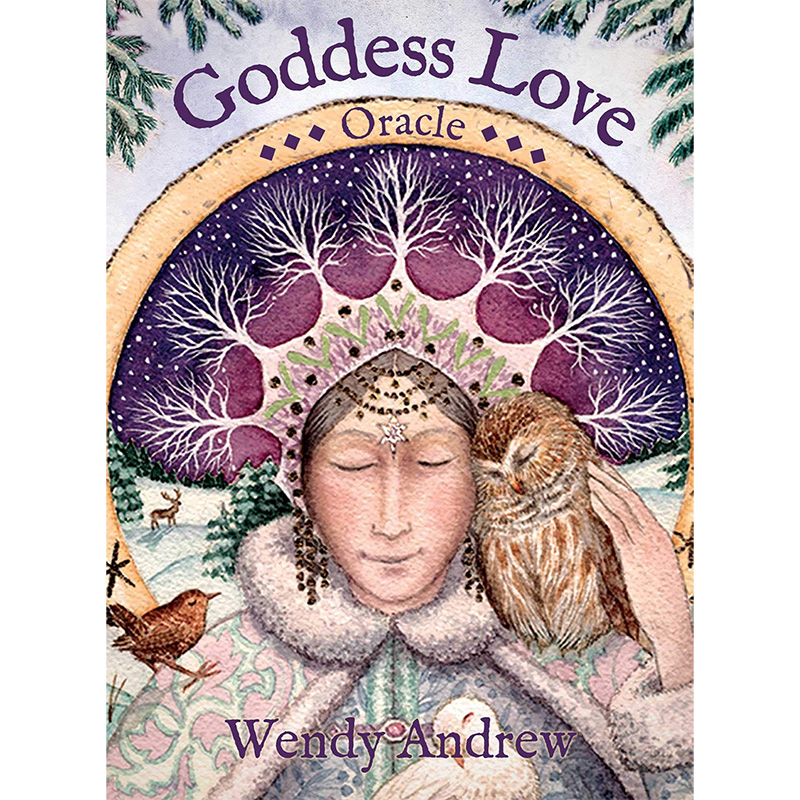 Goddess Love Oracle 9