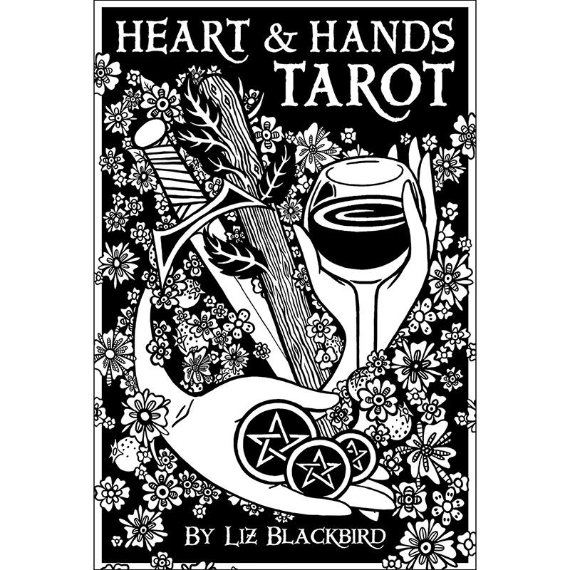 Heart and Hands Tarot 17