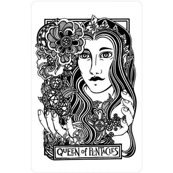 Heart and Hands Tarot 10
