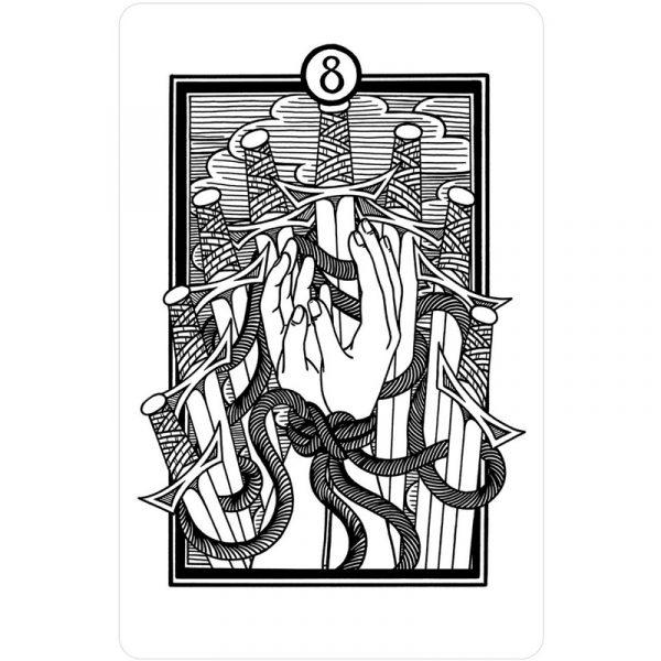 Heart and Hands Tarot 11