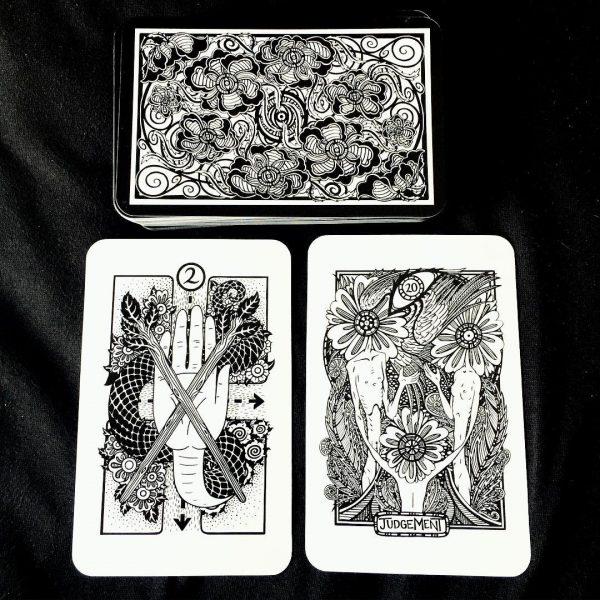 Heart and Hands Tarot 15