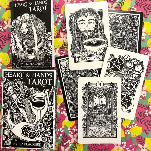 Heart and Hands Tarot 20