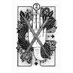 Heart and Hands Tarot 7