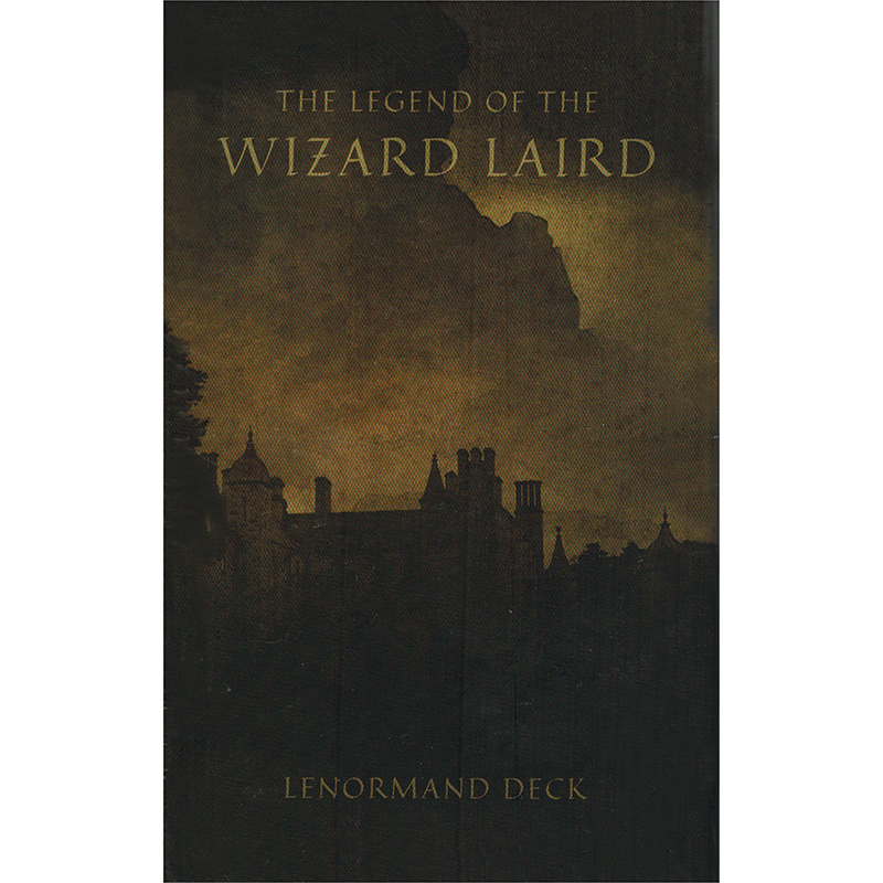 Legend of the Wizard Laird Lenormand 11