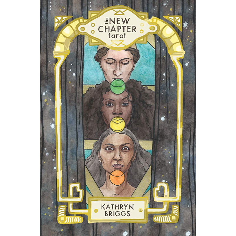 New Chapter Tarot 13