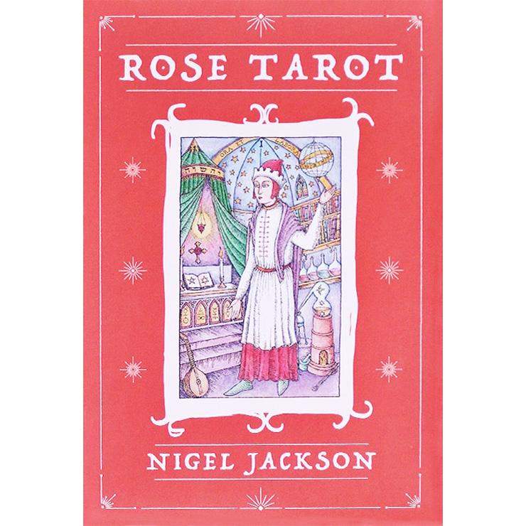 Rose Tarot 25