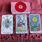 Rose Tarot 11