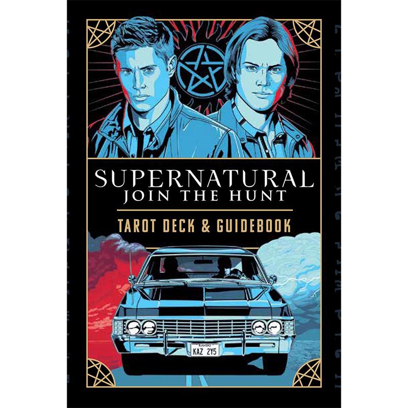 Supernatural Tarot 17