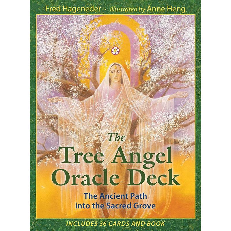 Tree Angel Oracle 34
