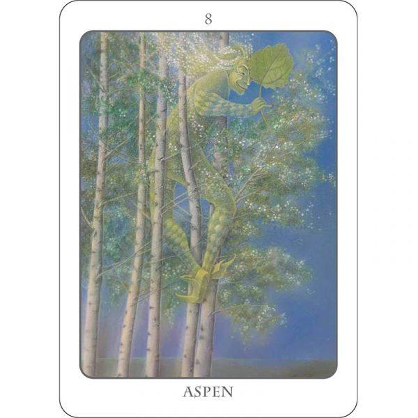 Tree Angel Oracle 4