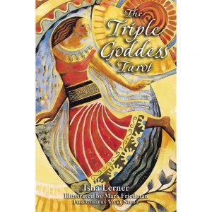 Triple Goddess Tarot by Isha Lerner 40