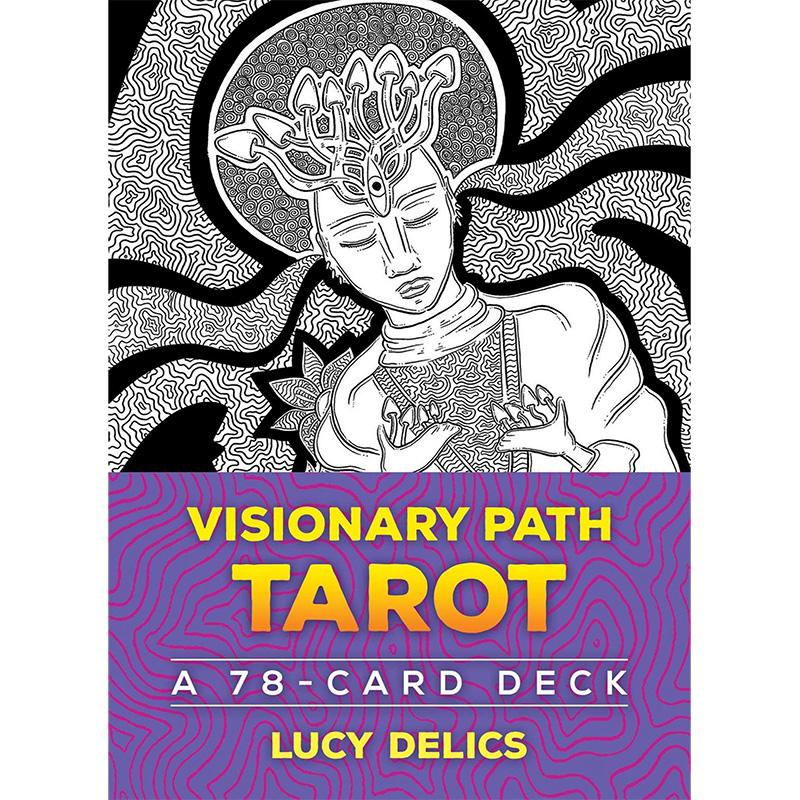 Visionary Path Tarot 39