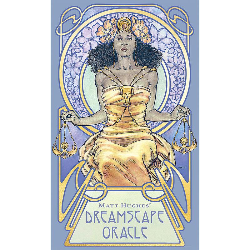 Dreamscape Oracle 26