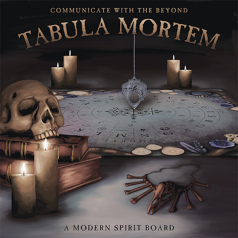 Bàn Cầu Cơ Tabula Mortem: A Modern Spirit Board 25