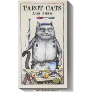Tarot Cats 32