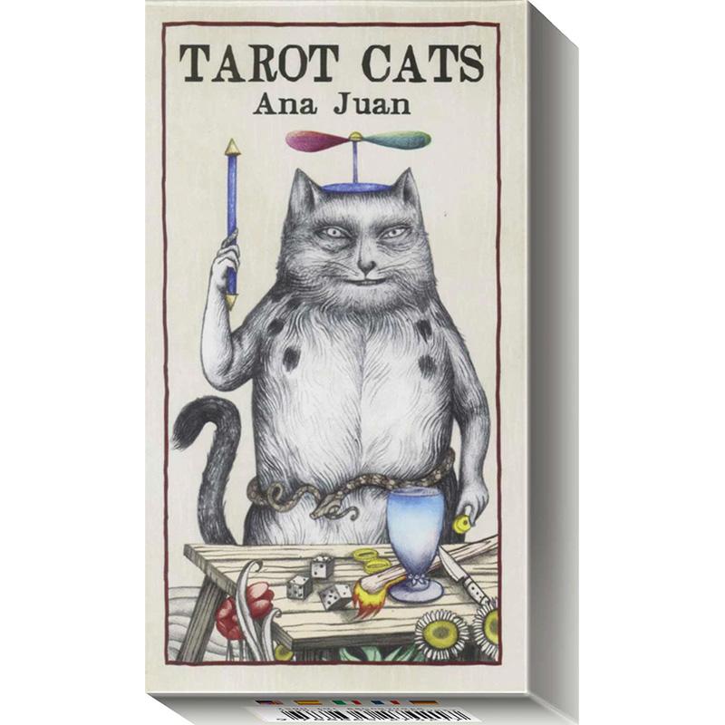 Tarot Cats 31