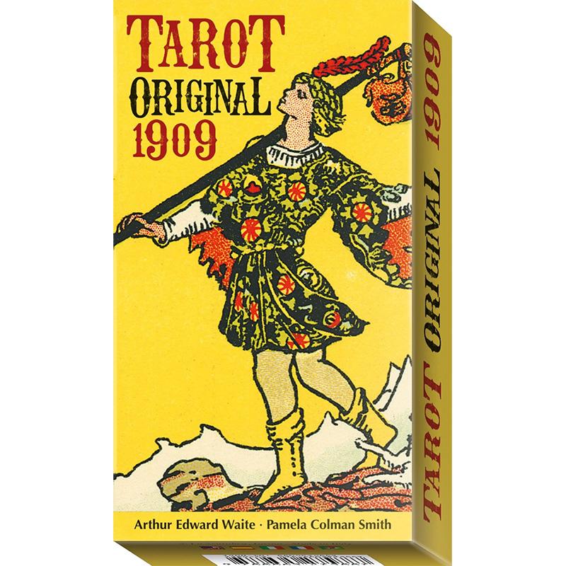 Tarot Original 1909 25