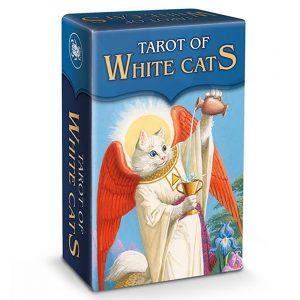Tarot of White Cats - Mini Edition 36