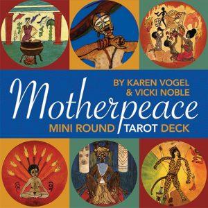 Motherpeace Mini Round Tarot Deck 14