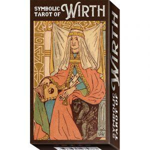 Symbolic Tarot of Wirth 20