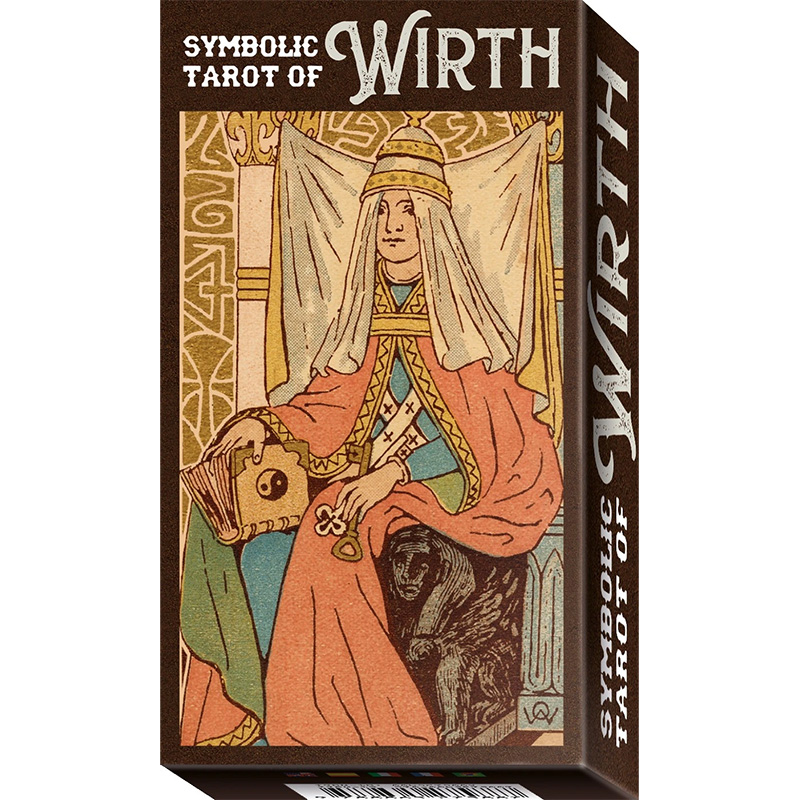 Symbolic Tarot of Wirth 19