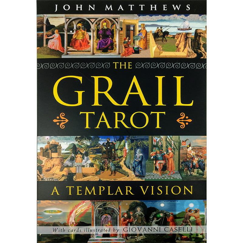 Grail Tarot 26